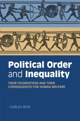 Political Order and Inequality (Cambridge Studies in Comparative Politics)