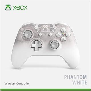 Xbox ワイヤレス コントローラー (ファントム ホワイト)