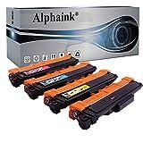 4 Toner Alphaink con chip Compatibili con Brother TN-247 TN-243 per Stampanti Brother DCP L3550CDW MFC L3770CDW L3750CDW HL-L3230CDW L3270CDW L3210CW L3730CDN L3510CDW L3710CW (4 Toner)