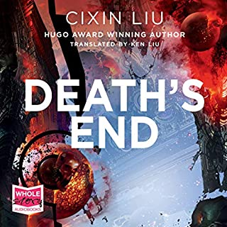 Death's End                   De :                                                                                                                                 Cixin Liu                               Lu par :                                                                                                                                 Bruno Roubicek                      Durée : 29 h et 11 min     1 notation     Global 5,0