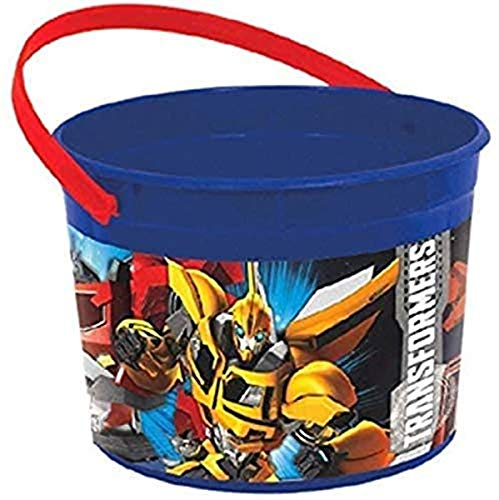 amscan Transformers Container, Party Favor