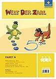 Welt der Zahl - I-Materialien: Paket A: Inklusionsmaterialien - Ausgabe 2012 / Paket A (Welt der Zahl: Inklusionsmaterialien - Ausgabe 2012)