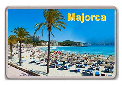 Imán para nevera Mallorca
