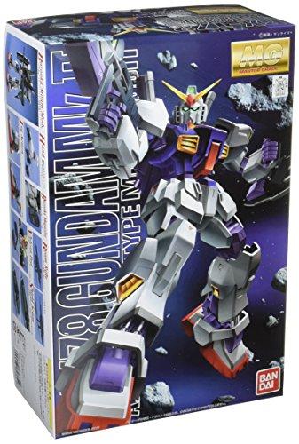 RX-178 Gundam MK2 Mk-II AEUG White GUNPLA MG Master Grade 1/100