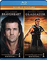 Braveheart / Gladiator/ [Blu-ray] [Import]