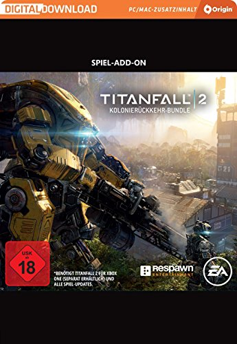Titanfall 2 - Kolonierückkehr-Bundle Edition DLC [PC Code - Origin]