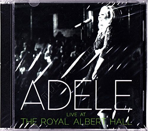 ADELE - LIVE AT THE ROYAL ALBERT HALL /CD+DVD/
