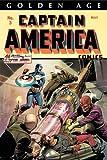 Golden Age Captain America Omnibus Vol. 1 HC