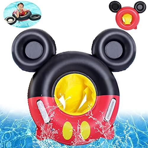Baby Schwimmring,Baby Float schwimmreifen,Aufblasbarer schwimmreifen Kleinkind,Baby schwimmring mit schwimmsitz,Float Kinder Schwimmring,Aufblasbare Schwimmen,Kinder Schwimmreifen Spielzeug (A-2)