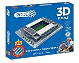 Eleven Force Puzzle EST 3D Rcde Stadium (RCD Espanyol) (63478), Multicolor, Ninguna (1)