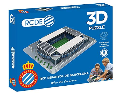 Puzzles  Estadio Rcde