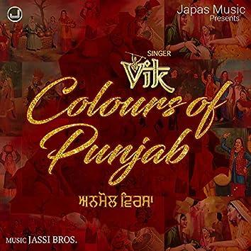 Colours Of Punjab