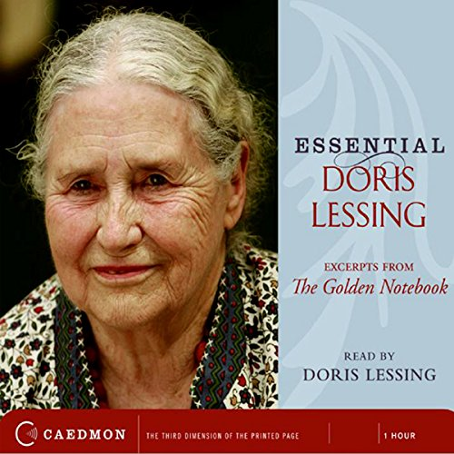 Essential Doris Lessing audiobook cover art