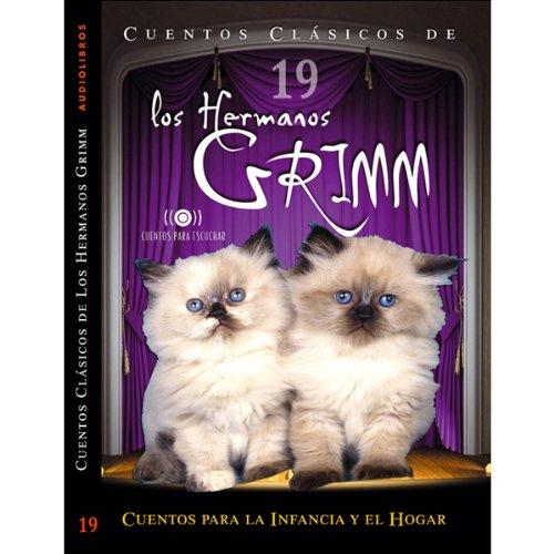 Cuentos XIX [Stories XIX] audiobook cover art