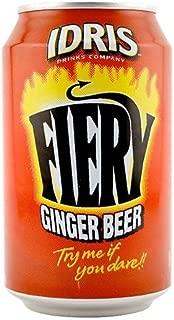 Idris Ginger Beer 330ml - (6 Pack)