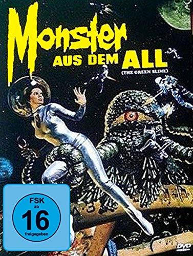 "MONSTER AUS DEM ALL - The Greene Slime LIMITED 2 DVD BOX EDITION incl. Bonus Disc ""Die Geschichte der Monster Filme - Godzilla & Co."""