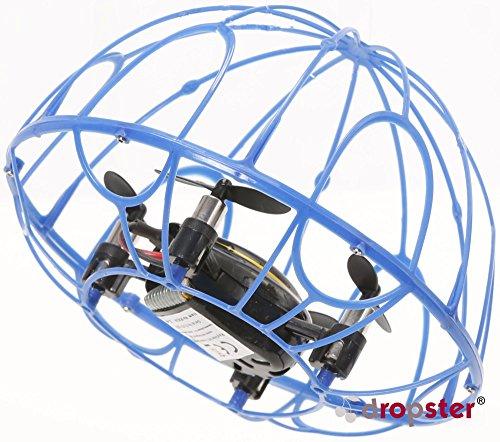Rayline® RC Quadrocopter X3A blau