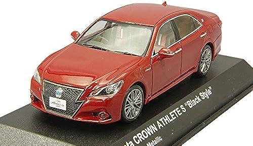 Kyosho original 1. 4.3. Toyota Crown Athlete S SchwarzStil Dark rot Mica Perle
