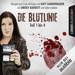Die Blutlinie 1-4                   Autor:                                                                                                                                 Cody Mcfadyen                               Sprecher:                                                                                                                                 Katy Karrenbauer,                                                                                        Douglas Welbat,                                                                                        Jens Wawrczeck,                   und andere                 Spieldauer: 5 Std. und 2 Min.     84 Bewertungen     Gesamt 4,4