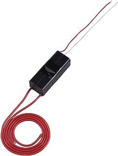 High Voltage Pulse Transformer Arc Generator DC 3.6V/4.8V to 40KV-50kV AC Boost Step-up Power Module