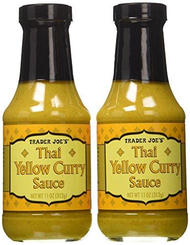 Trader Joe#039s Thai Yellow Curry Sauce  2 Pack