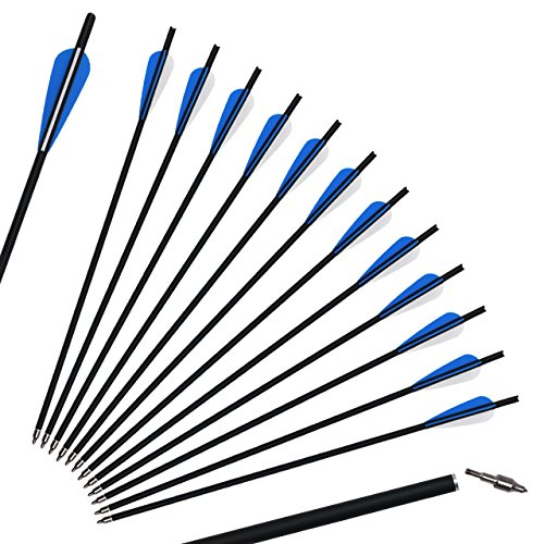 125 gr bow arrows for target - 3