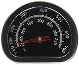 Broil King 18013Große Ersatz-Deckel Heat Indicator