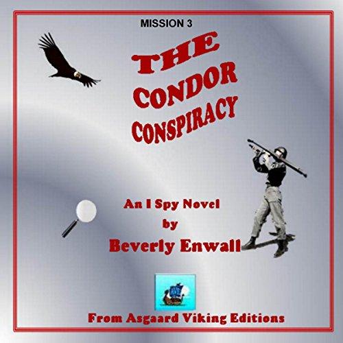 The Condor Conspiracy audiobook cover art