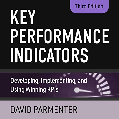 Key Performance Indicators (3rd Edition) audiobook cover art