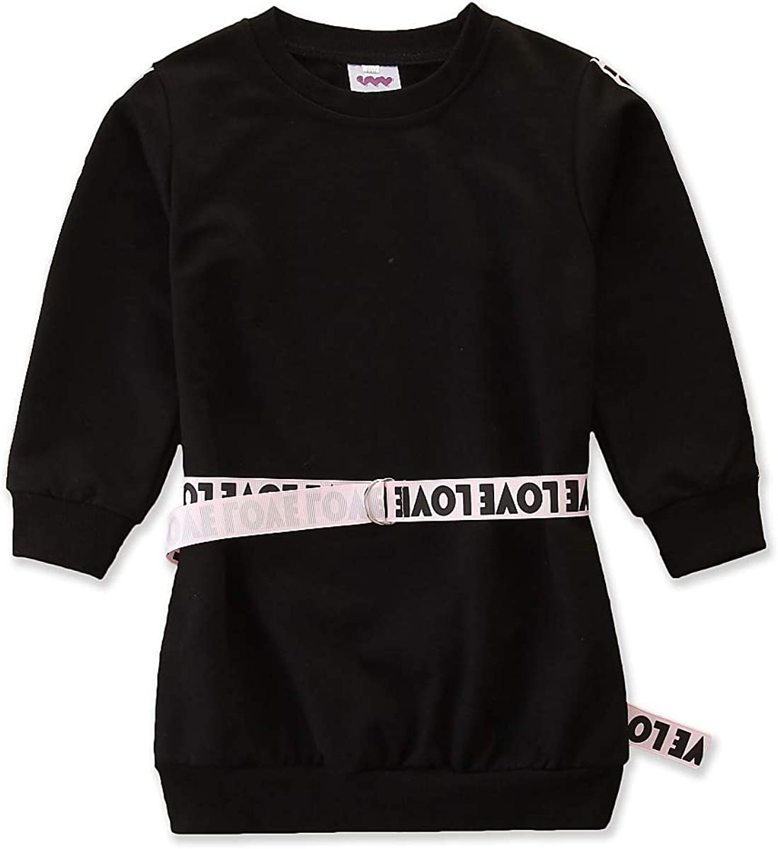 Toddler Baby Girl Clothes Solid Overseas parallel import regular item Sweatshirt Sleeve Long Ranking TOP1 Color Dre