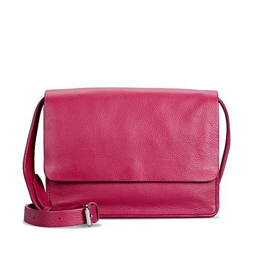 Clarks - Bolsa de Cuero Mujer, color Rosa, talla 1x1x1 cm (B x H x T)