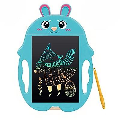 QISHI YUHUA LCD Writing Tablet 9 Inch,Colorful ...