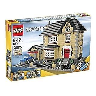LEGO Creator 4954 - Stadt Haus (B000NCD21O) | Amazon price tracker / tracking, Amazon price history charts, Amazon price watches, Amazon price drop alerts