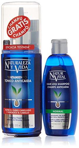 Naturaleza Y Vida Tonico Anticaida Lote 2 Pz 1 Unidad 500 g