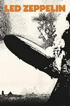 Pyramid America Led Zeppelin I Music Album Cover Cool Wall Decor Art Print Poster 24x36