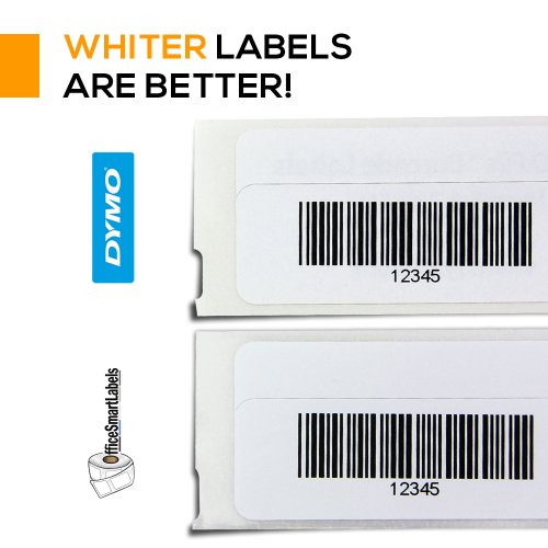 "OfficeSmartLabels - 3/4"" x 2-1/2"" Barcode Labels, Compatible with Dymo 1738595 (1 Roll - 450 Labels Per Roll) Photo #7"