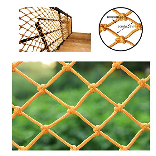 Great Features Of WZHONG Children's Kindergarten Safety Net Indoor Balcony Stairs Fence Net Cargo Ne...