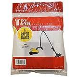 Tacony Corporation TTP-6 Paper Bag, Tiny Tank CPC-TT 6 Pk