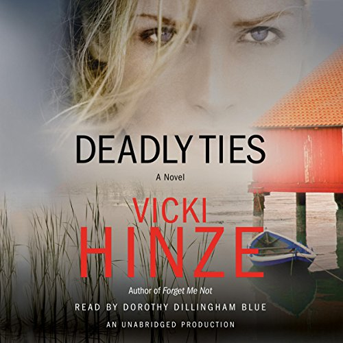 Deadly Ties audiobook cover art