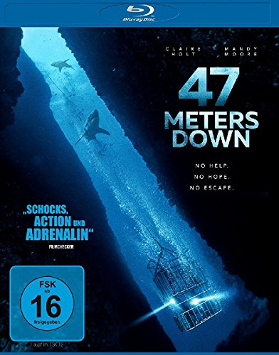 47 Meters Down [Blu-ray]