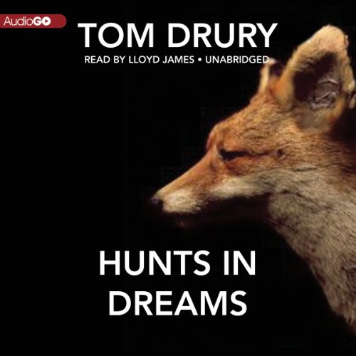 Hunts in Dreams audiobook cover art