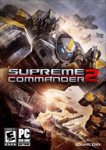 Square Enix Supreme Commander 2, PC