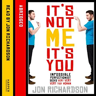Couverture de It's Not Me, It's You