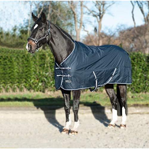 HKM Couvertures pour chevaux-3009 Dunkelblau 105