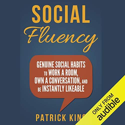 Social Fluency audiobook cover art