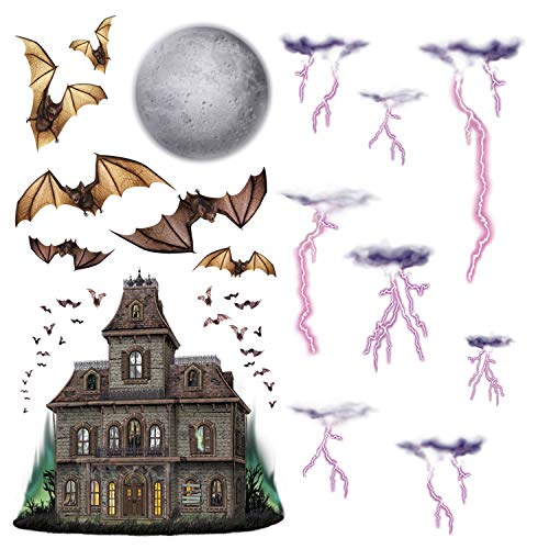 Beistle Haunted House & Night Sky Accessoires Taille unique