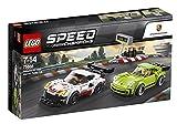 Lego 75888 Speed Champions Porsche 911 RSR y 911 Turbo 3.0 (Descontinuado por Fabricante)