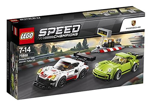 LEGO 75888 Speed Champions Porsche 911 RSR und 911...