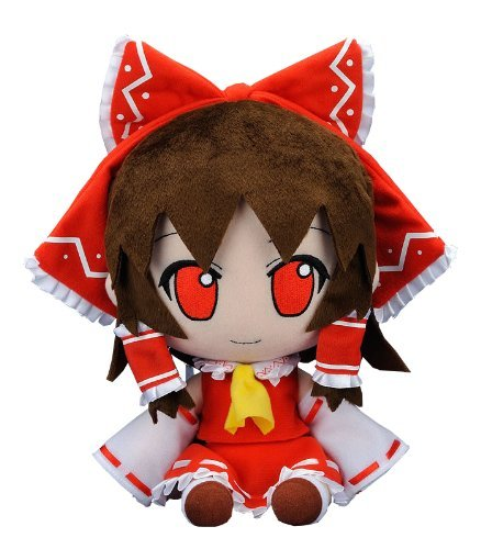 proyecto al este Nendoroid Plus Plushie Series 07 Reimu...