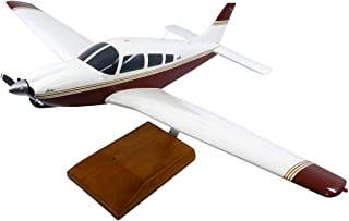 Piper PA-28RT Arrow Large Mahogany Model